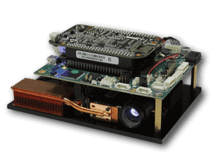 LC4500 RGB projector