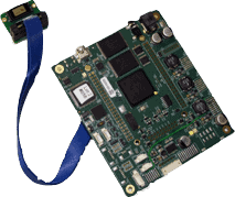 Controller for DLP4500 chipset with DMD flexcable.
