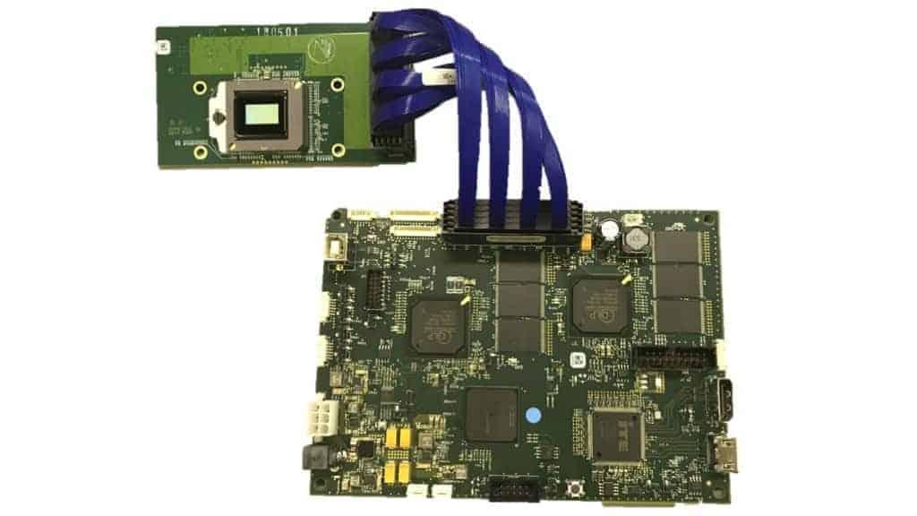 LRS-4KA Electronics Controller